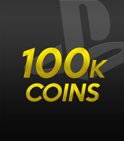 100K FIFA21 PS COINS - PLAYER TRADE
