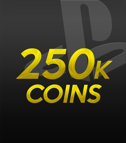 250K FIFA21 PS COINS - PLAYER TRADE