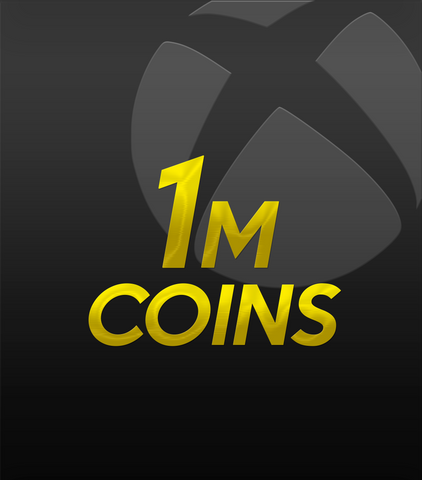1M FIFA21 XB COINS - PLAYER TRADE