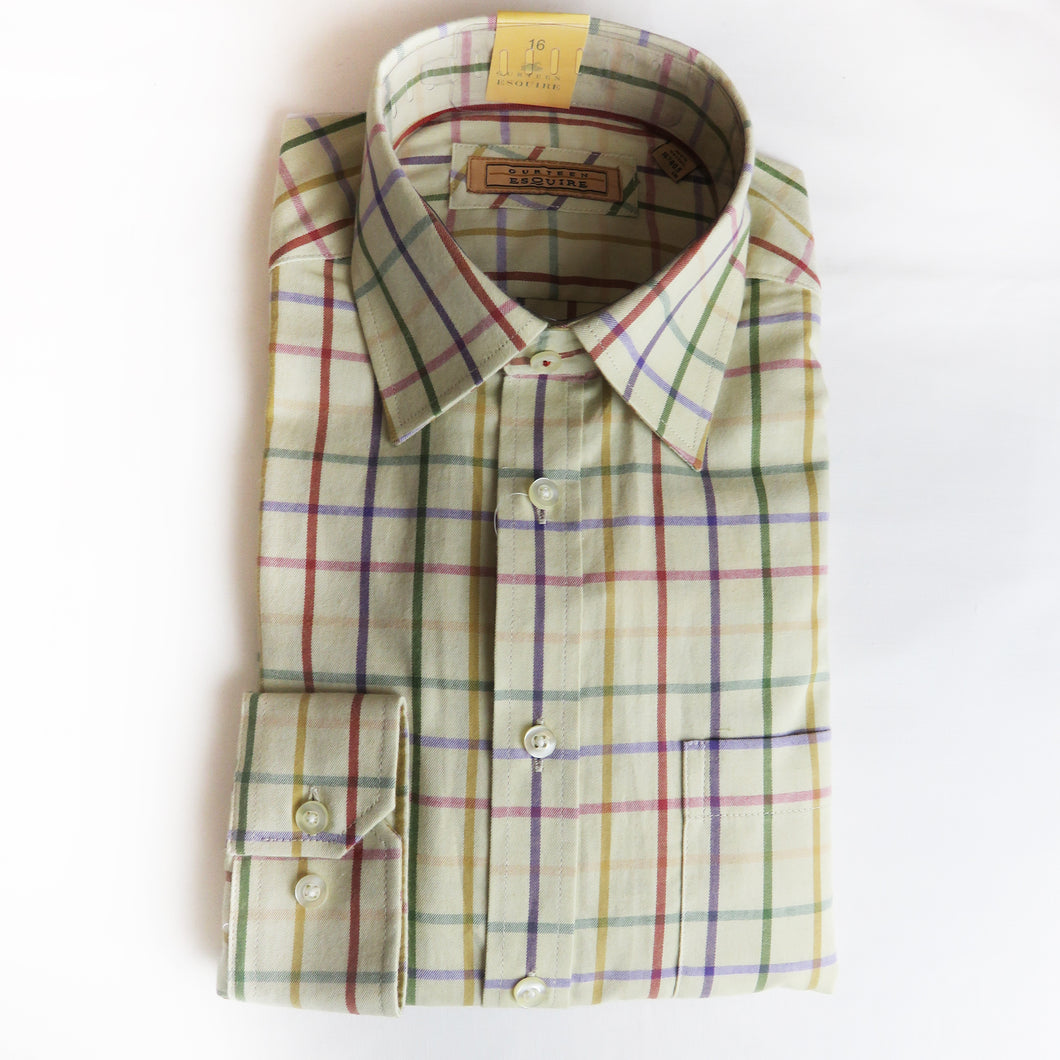Gurteen Multi Colour Check Shirt