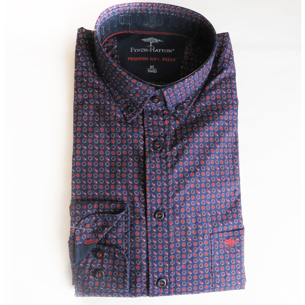 Fynch Hatton Circle Shirts