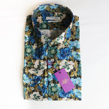 Load image into Gallery viewer, Giordano Shirt Liberty Flowers