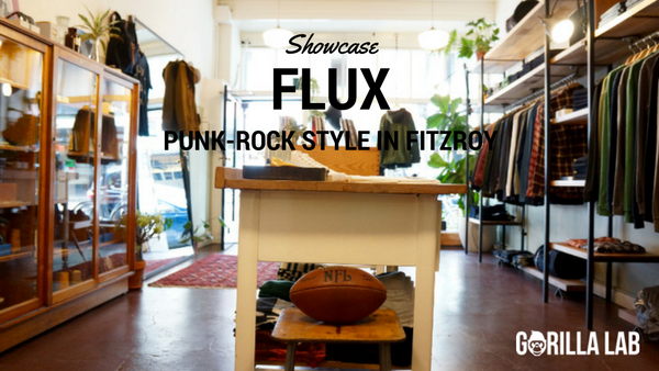 Flux: punk-rock style in Fitzroy