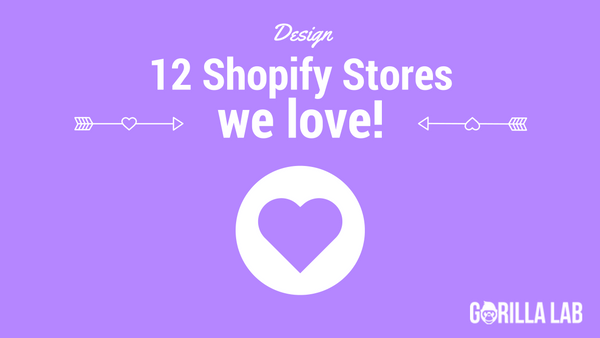 14 Shopify Web Stores We Love