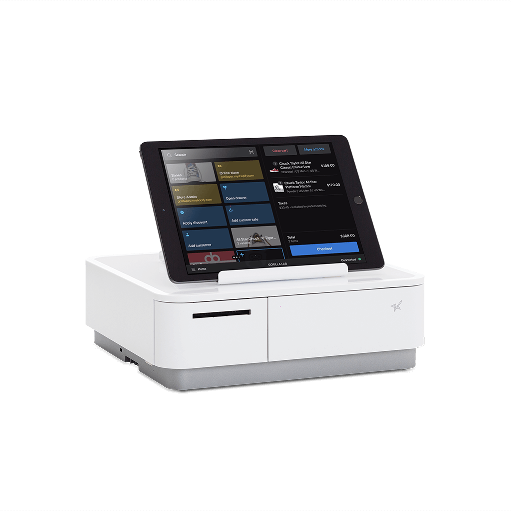 Star Micronics mPOP | All-In-One-Bundles-Gorilla Lab | Shopify Experts