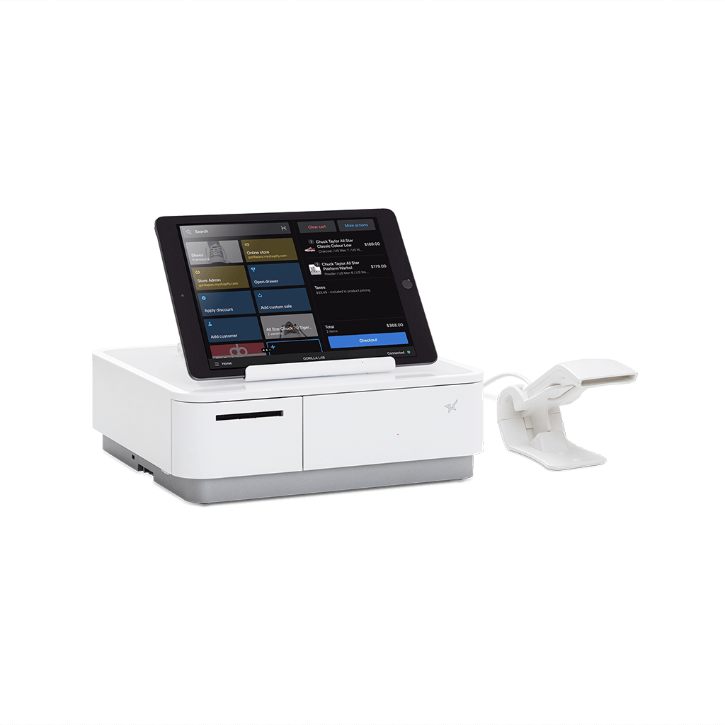 Star Micronics mPOP | All-In-One | White with Scanner