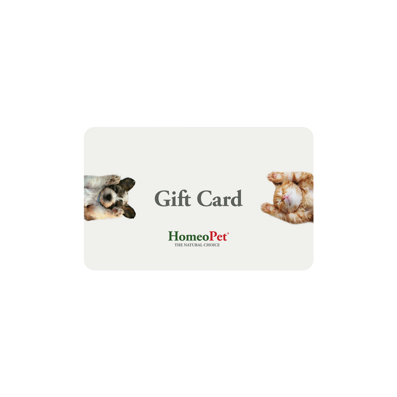 HomeoPet Gift Card
