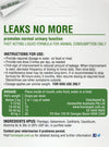 Leaks No More