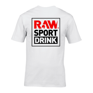 CAMISETA BASIC RAW® - WHITE