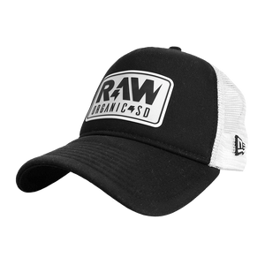 GORRA NEW ERA X RAW® - BLACK