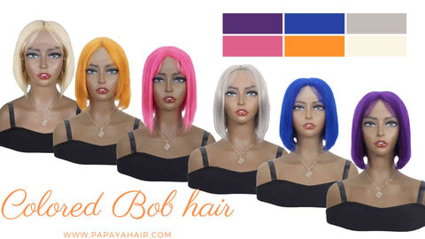 https://www.papayahair.com/collections/glueless-bob-wigs/products/middle-part-short-blue-bob-wigs