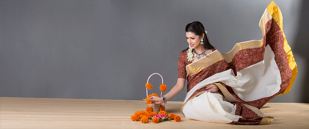 Saree- A Timeless Gift For Your Loved Ones