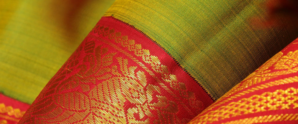 Kanjivaram Sarees - A Perfect Amalgamation of Culture and Tradition