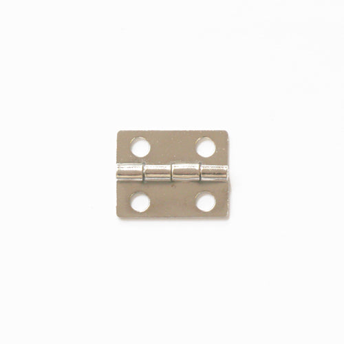 A032 - 3/4'' Width X 5/8'' Height Hinge, Nickel Finish