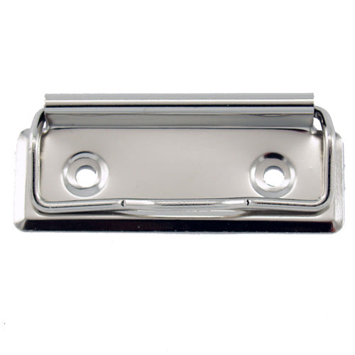 H822 - 2 3/4'' Nickel Clipboard Clips