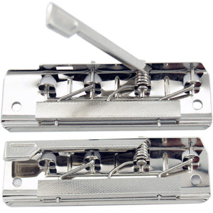 H842 - 4'' Nickel Lever Clipboard Clips