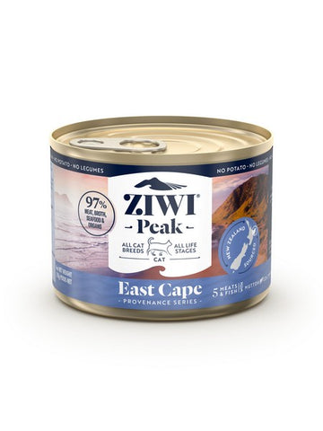 ZP PROVENANCE CANNED EAST CAPE 170gm CAT FOOD