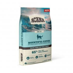 ACANA BOUNTIFUL CATCH CAT 340gm