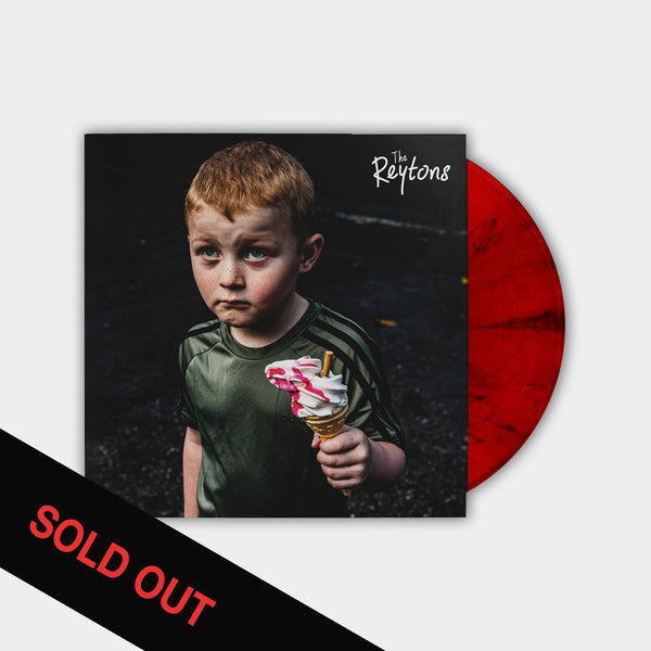 May Seriously Harm You and Others Around You EP - Red Vinyl