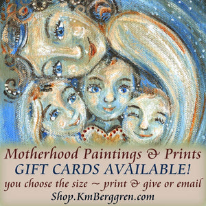 6 Kids Painting - Gift Certifs and a Gift  ♥