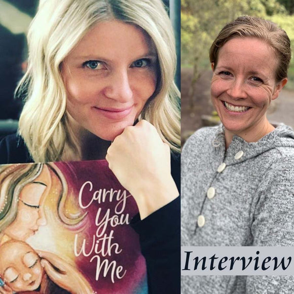 Painting On Purpose Video ~ Carry You With Me Interview & Program