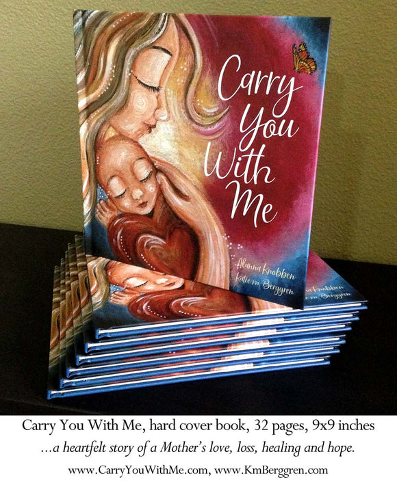 Carry You With Me Storybook & Prints