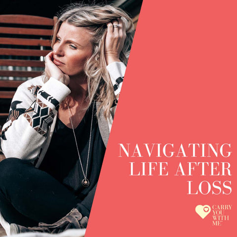 carry you with me program, navigating life after child loss, alanna knobben