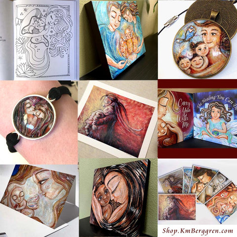 Katie m. Berggren art gifts and products, gifts for Mother's Day