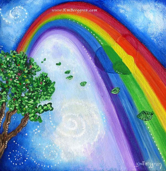 Graceful Rainbow - prints from Carry You With Me