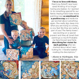 testimonial from a KmBerggren Custom Made Painting client