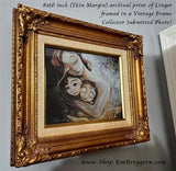 framed KmBerggren art prints by a collector
