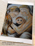 Mandy's Painting - prints from an original painting