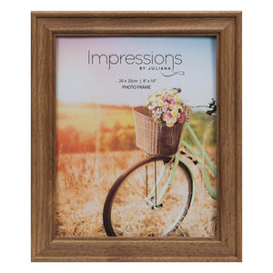 Natural Wood Photo Frame (Multiple Sizes)