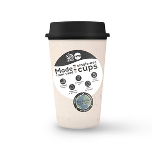 Reusable NOW Coffee Cup