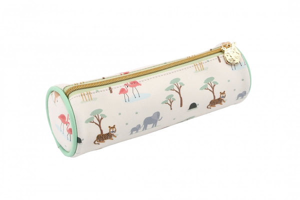 Safari Animals Pencil Case