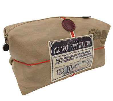 Apothecary Elixir Make Up Bag