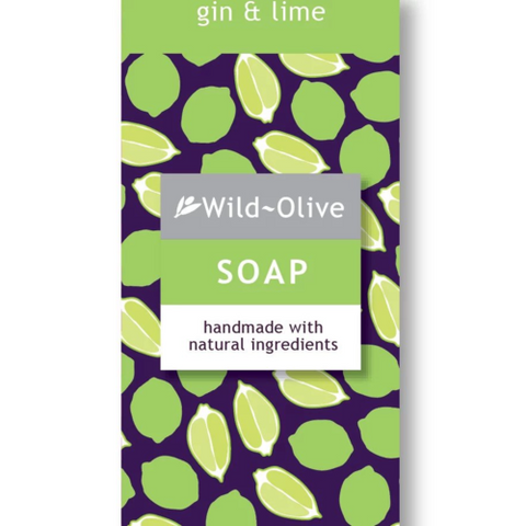 Gin & Lime Soap (50g)