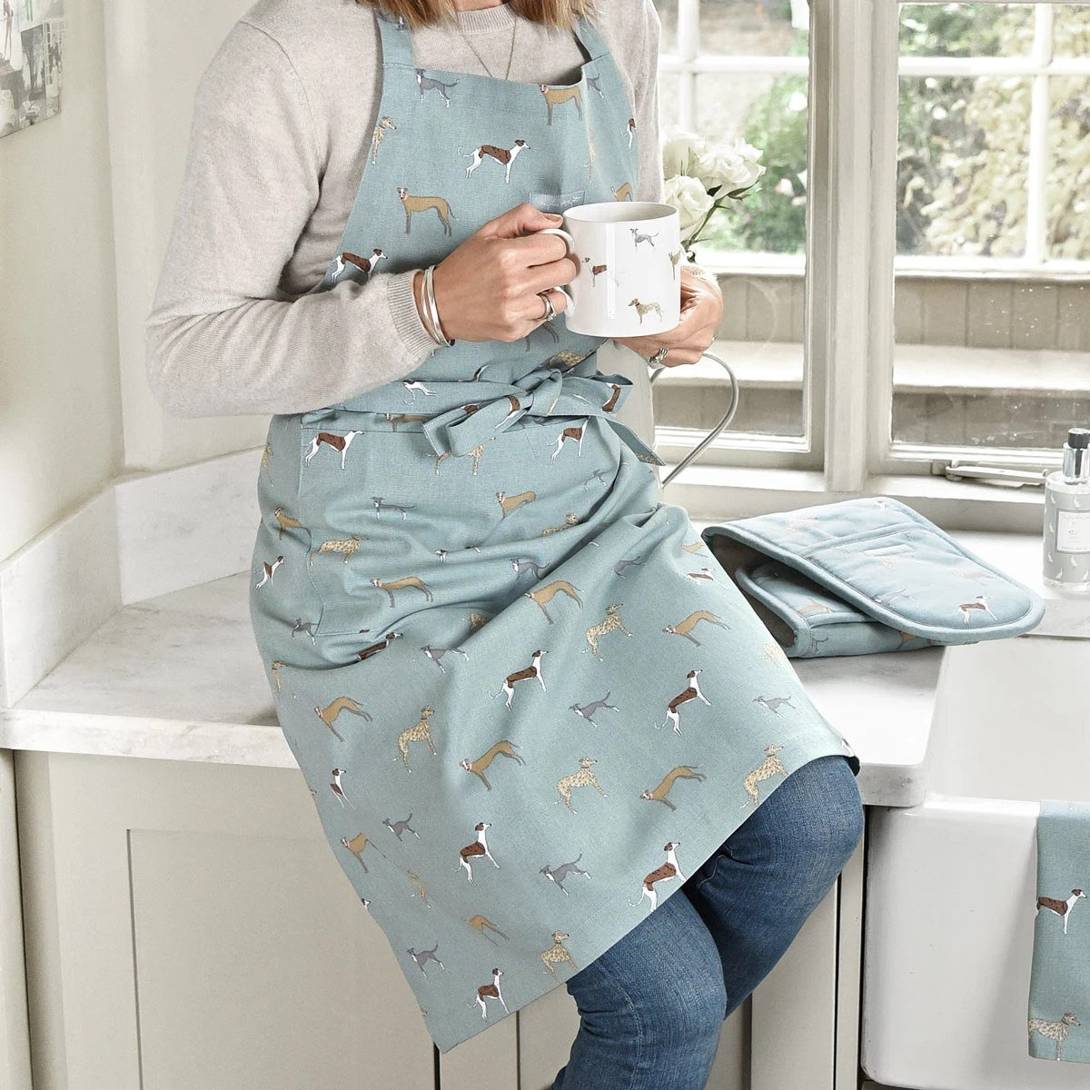 Speedy Dogs Adult Apron
