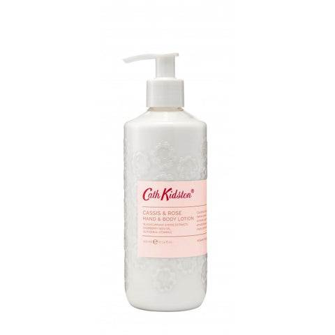 Freston Cassis & Rose Hand & Body Lotion
