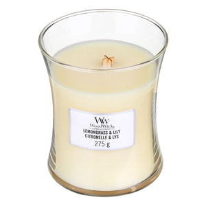 Lemongrass & Lily Candle