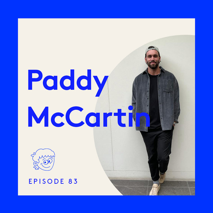 Paddy McCartin | Episode 83