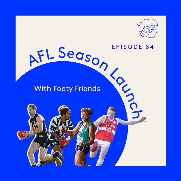 AFL Season Launch | Episode 84