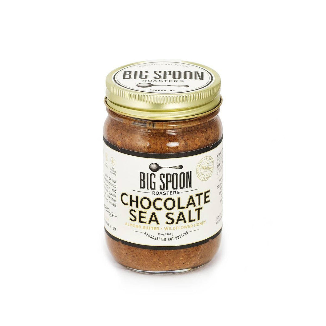 Big Spoon Roasters Chocolate Sea Salt Nut Butter