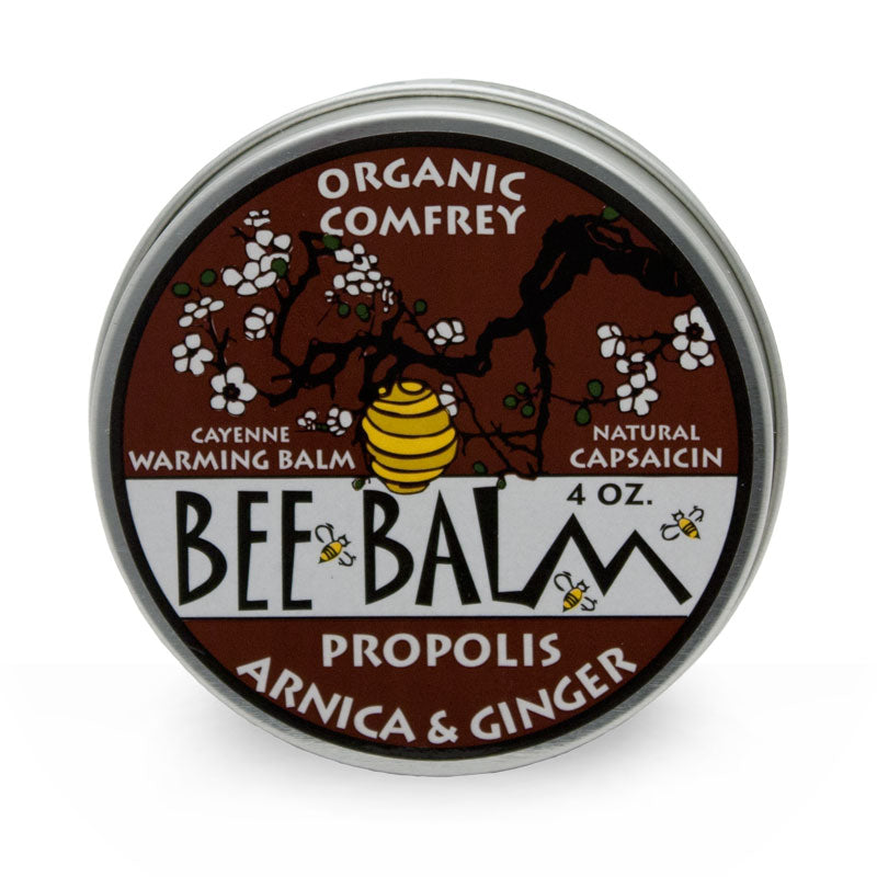 Black Hills Honey -  Tin Bee Balm - Snow Dogs Honey & Propolis