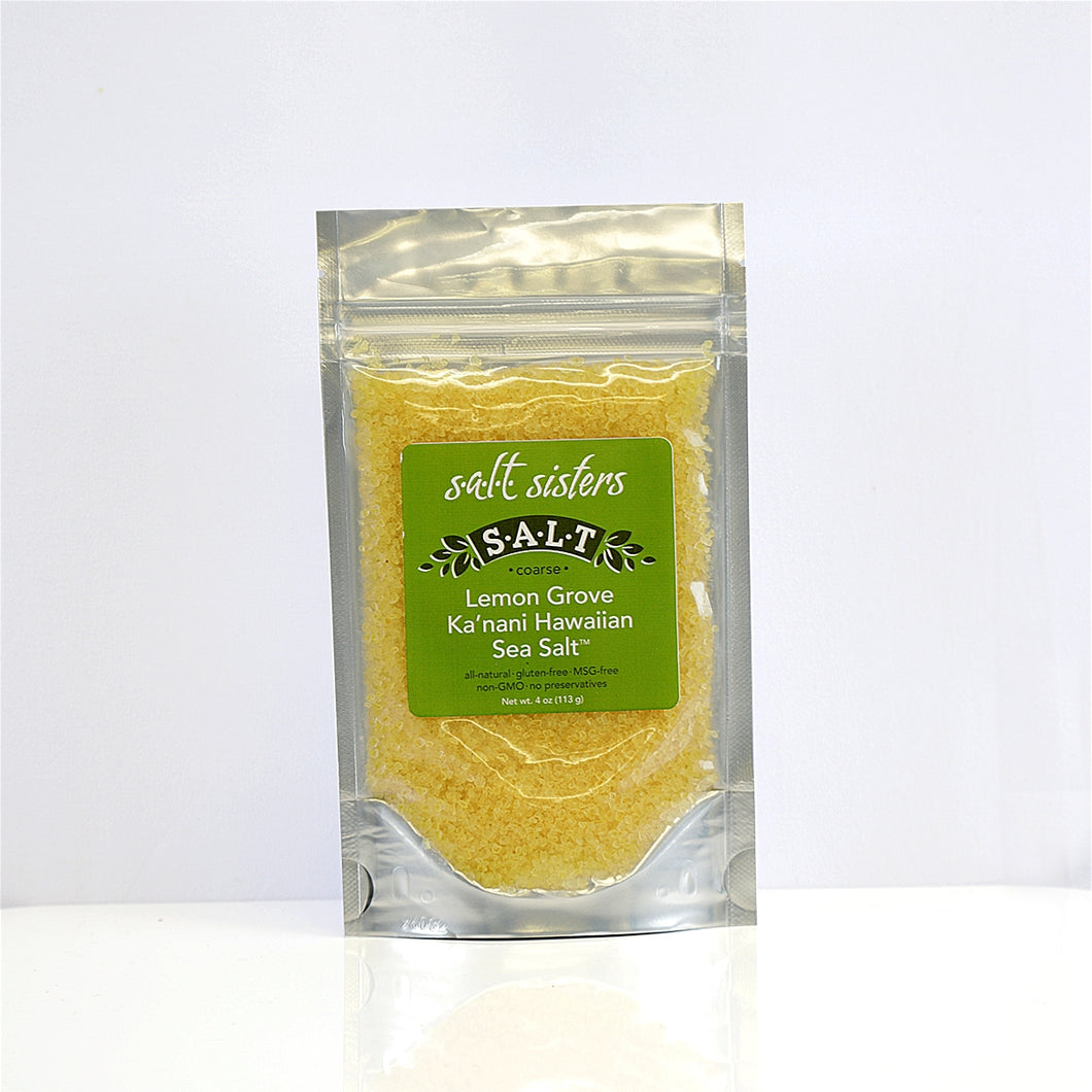 Salt Sisters Lemon Grove Sea Salt