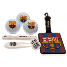 Load image into Gallery viewer, FC Barcelona Premium Golf Gift Set
