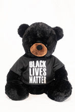 Load image into Gallery viewer, Black Lives Matter Bear