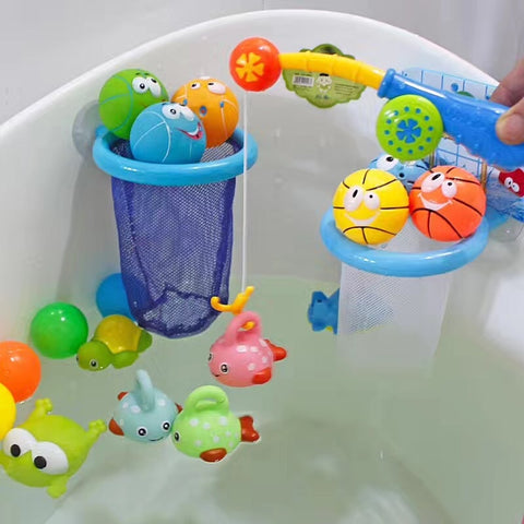 BathTime Kids Fishing Toy Set