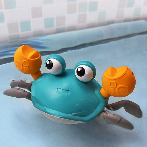 BathTime Buddy Crab Pet