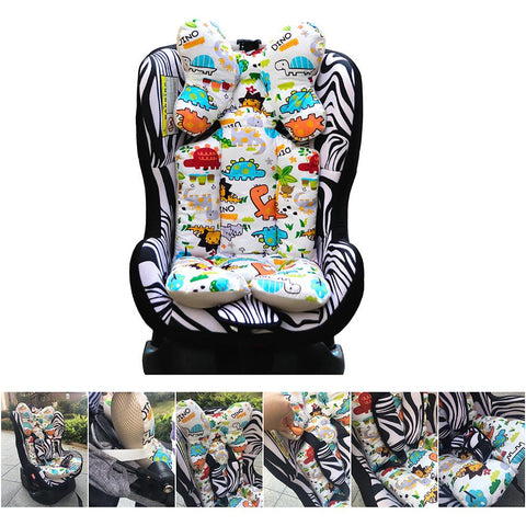 Baby Stroller Cartoon Cushion
